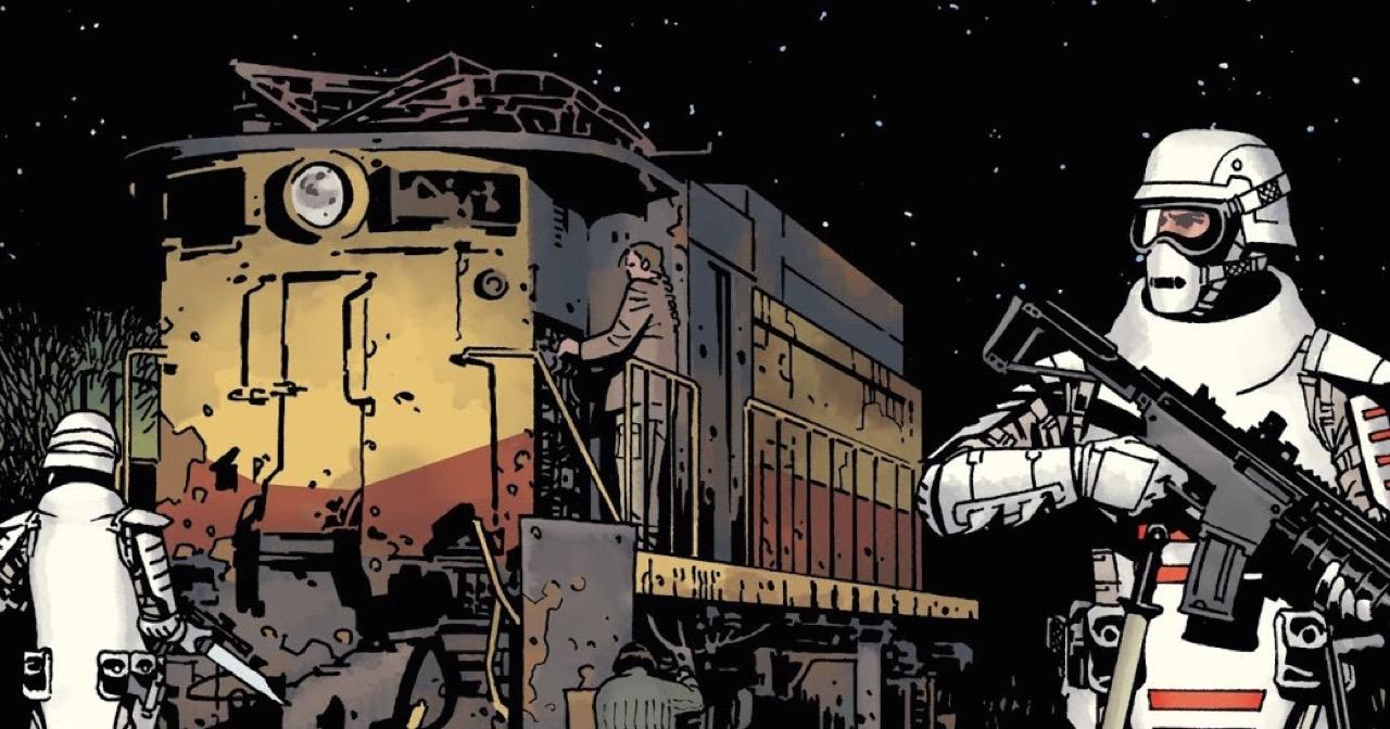 ウォーキングデッド コミック 184話 Eugene Tinkers 表紙 ユージン
