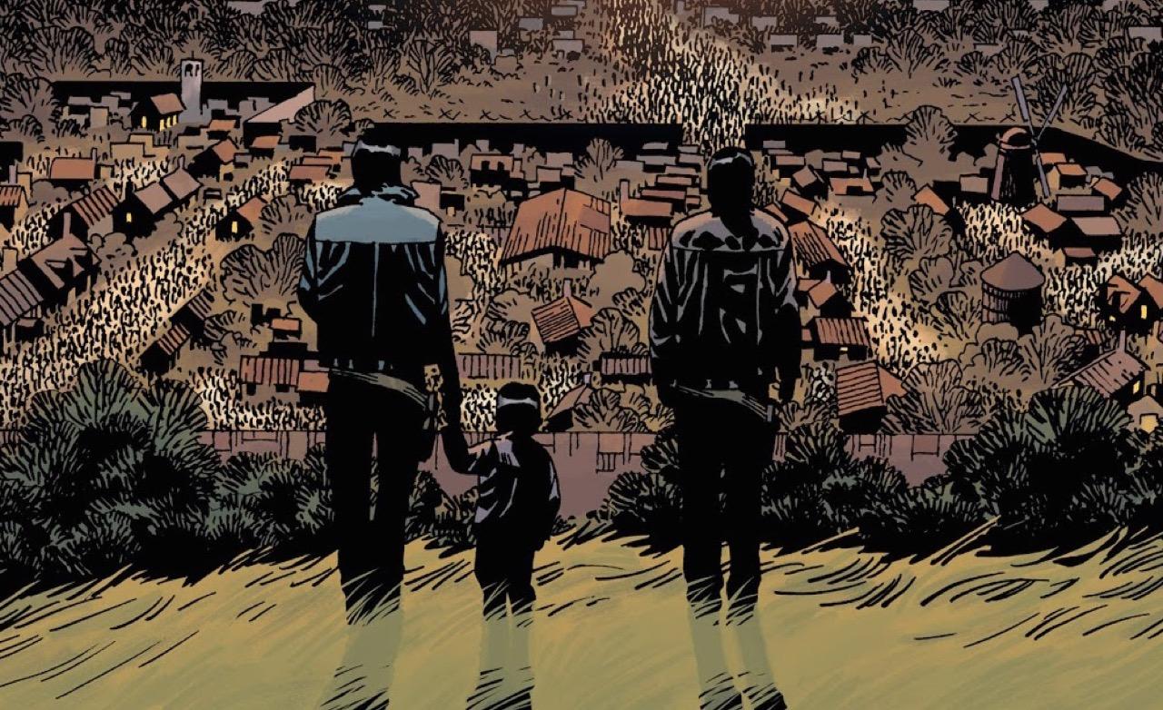 ウォーキングデッド コミック 164話 表紙