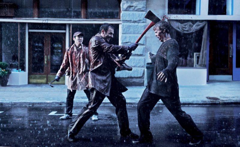 ウォーキングデッド シーズン1エピソード2 の1シーン