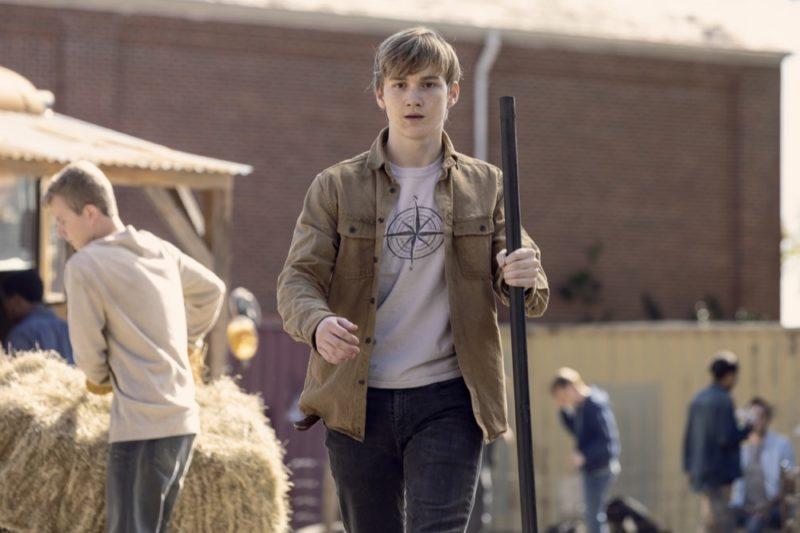ウォーキングデッド シーズン9 第15話のヘンリー
